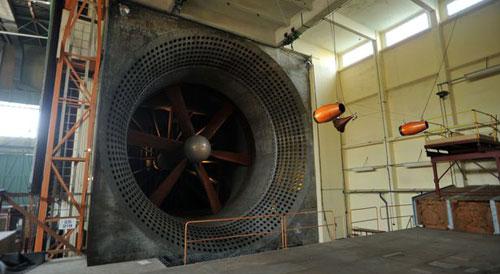 Farnborough Wind Tunnel Tours