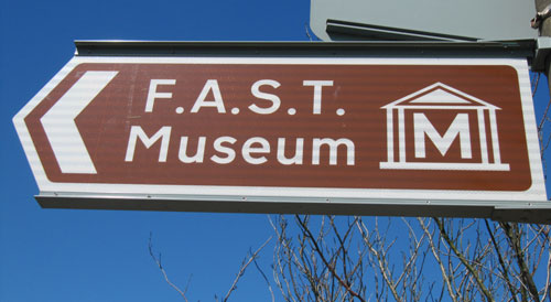 FAST Museum Visitor Information