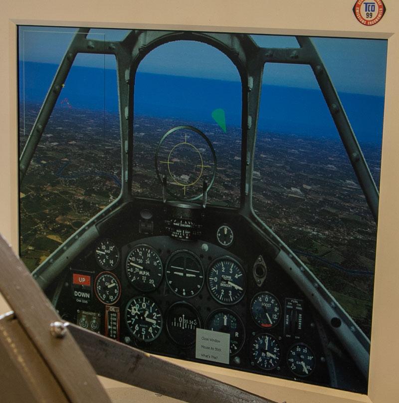 Childrens Spitfire Flight Simulator