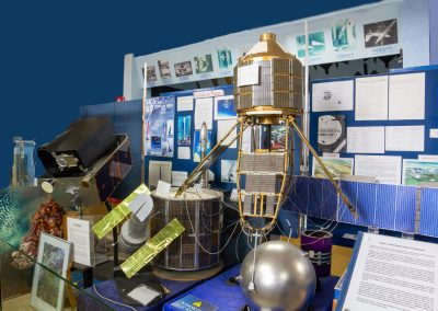 Collection of Space Exhibits