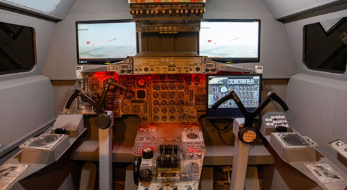 Concorde Flight Simulator