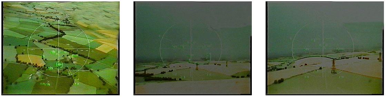 Flight Simulators Video Stills