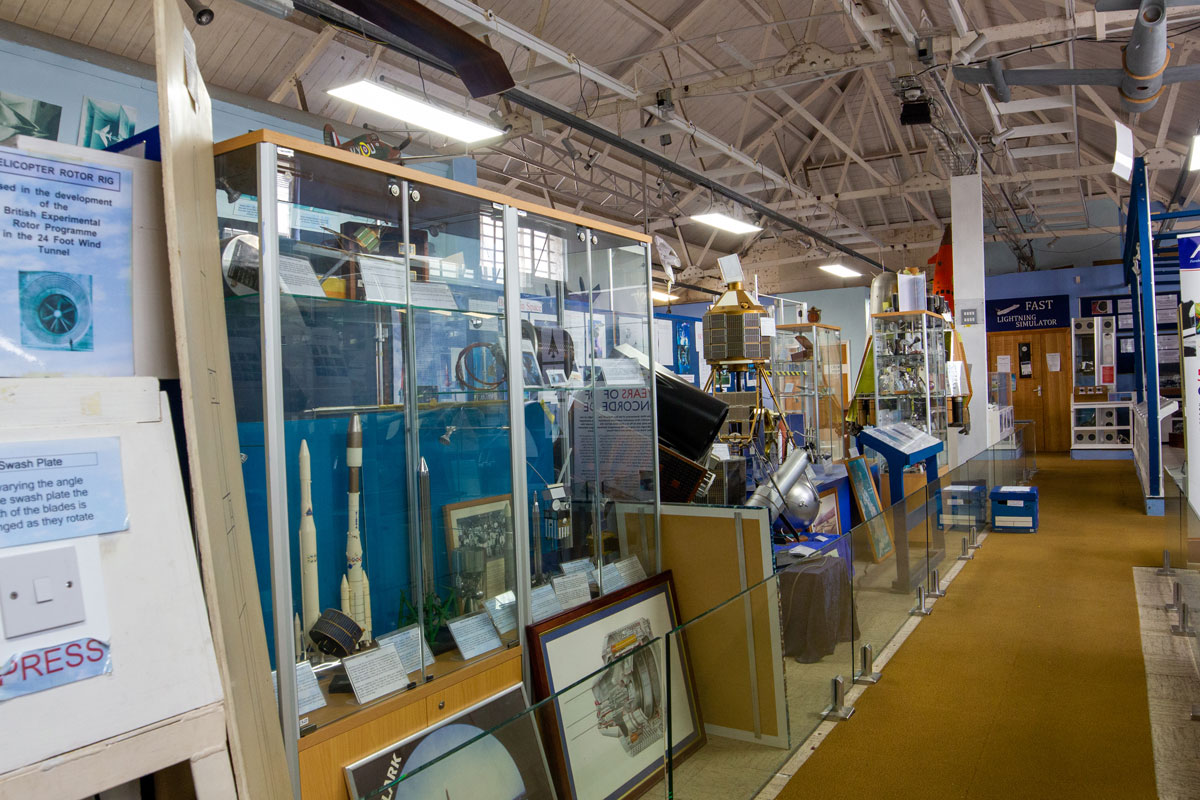 FAST Museum Exhibition Hall 2