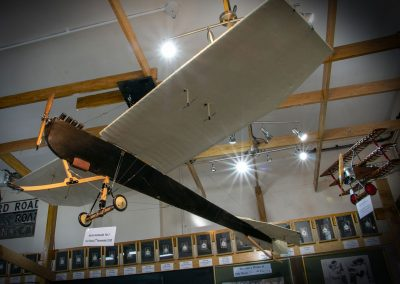 Marlin Handanyde Model at the FAST Museum