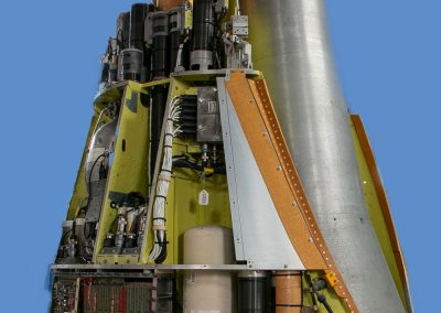Polaris Nuclear Warhead Nose Section