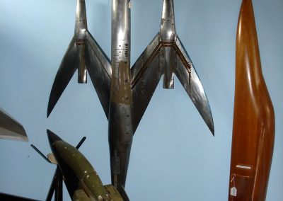 Selection of Wind Tunnel Models