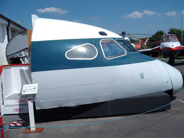 Trident-Nose Section at the FAST Museum