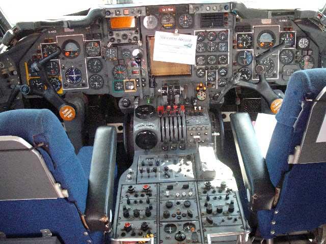 Hawker Sidderley Trident