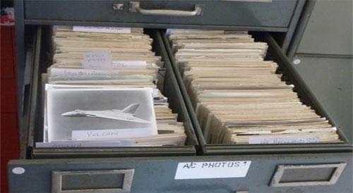 John Rawlings Archive Files